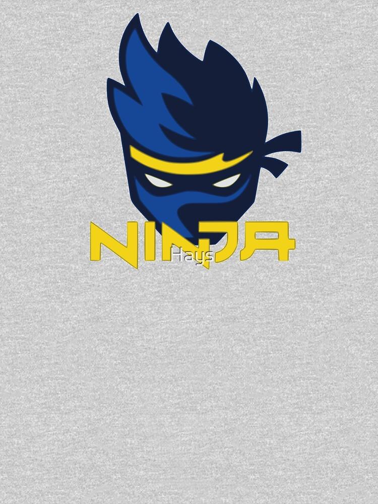 Ninja Logo by Hays