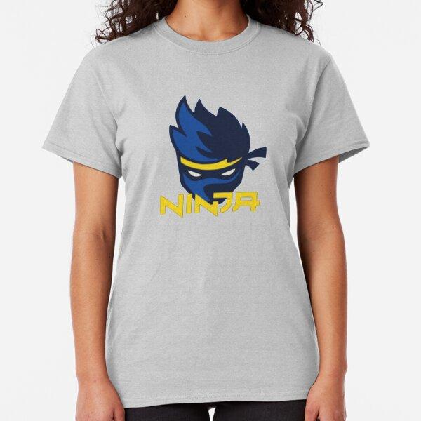 Ninja Logo Classic T-Shirt