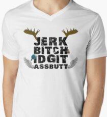 Supernatural: Name Calling Mens V-Neck T-Shirt