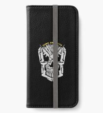 Gun Skull iPhone Wallet/Case/Skin