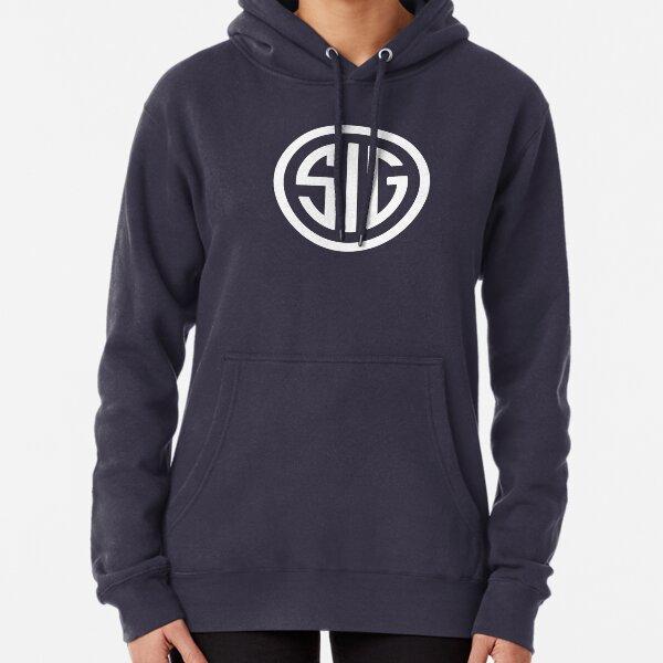 SIG gun Logo Pullover Hoodie