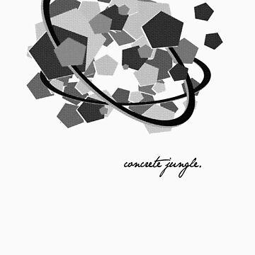 concrete jungle by Annnie