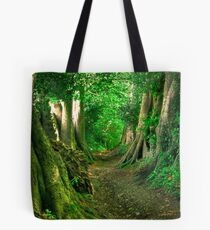 Path to the fairytales Tote Bag