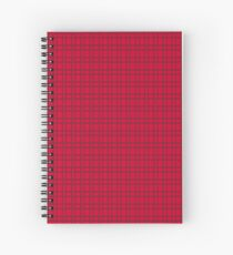 PLAID Spiral Notebook