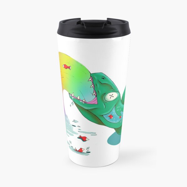 Lost in All Directions Travel Mug