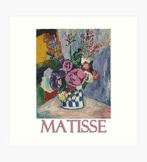 Lámina artística Les Pivoines (Peonies) de Henri Matisse