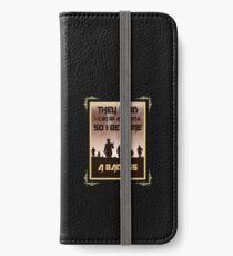 Badass iPhone Wallet/Case/Skin