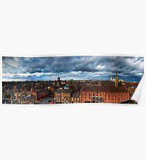York Panorama Poster