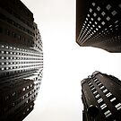 Skyscrapers by Nicklas Gustafsson