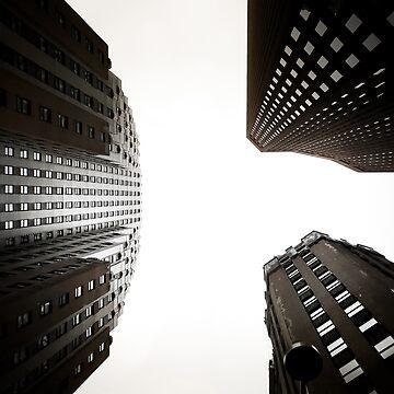 Skyscrapers by Nicklas81