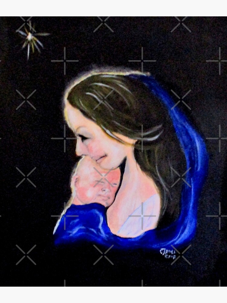 Madonna and Child by cjkell
