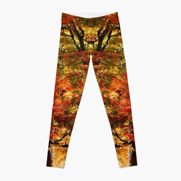 Colors Of Fall Leggings