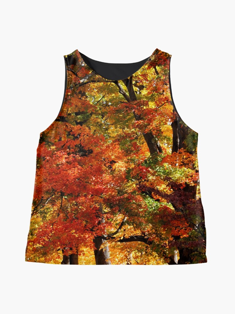 Alternate view of Colors Of Fall Sleeveless Top
