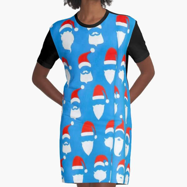 #Gifts #Christmas #Presents #Santa #Xmas #Toys #Stockings #Sales #Turkey #iTunes #iPhones #OpeningHours #Festive #AllIwantforChristmasisyou Graphic T-Shirt Dress