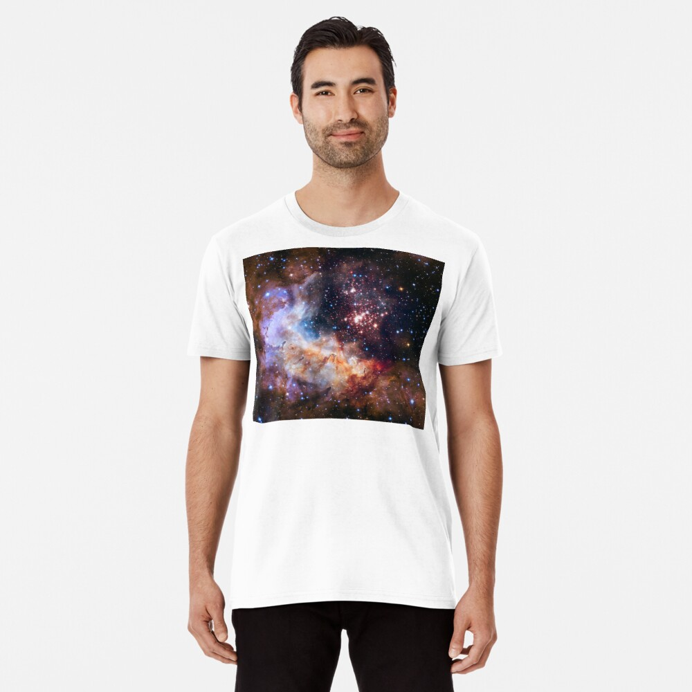 Galaxy Gas Cloud Premium T-Shirt