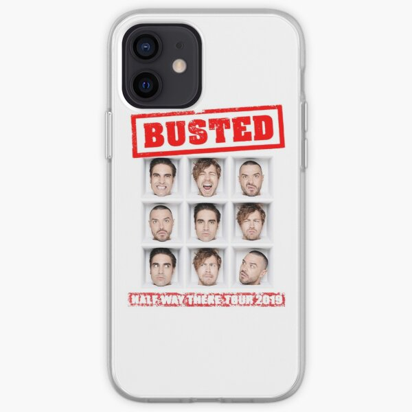 Busted tour 2019 iPhone Soft Case