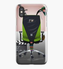 David Boreanaz: Director's Chair iPhone Case/Skin