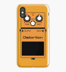 Distortion iPhone Case