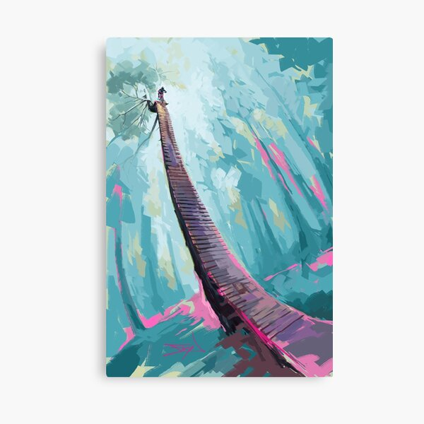 Live Like Jordie Canvas Print