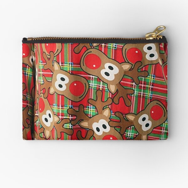 #Celebration #Winter #Season #Tradition #Gifts #Christmas #Presents #Santa #Xmas #Toys #Stockings #Sales #Turkey #iTunes #iPhones #OpeningHours #Festive #AllIwantforChristmasisyou #TraditionalClothing Zipper Pouch