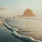 Watching the tide roll in II by Eoxe