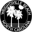 Wrightsville Beach North Carolina by MyHandmadeSigns