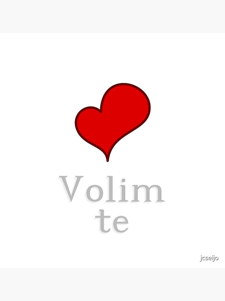 Auf serbisch liebe dich ich Ich liebe