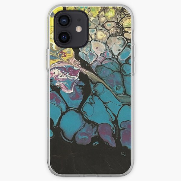 Birth of a Dolphin iPhone Soft Case