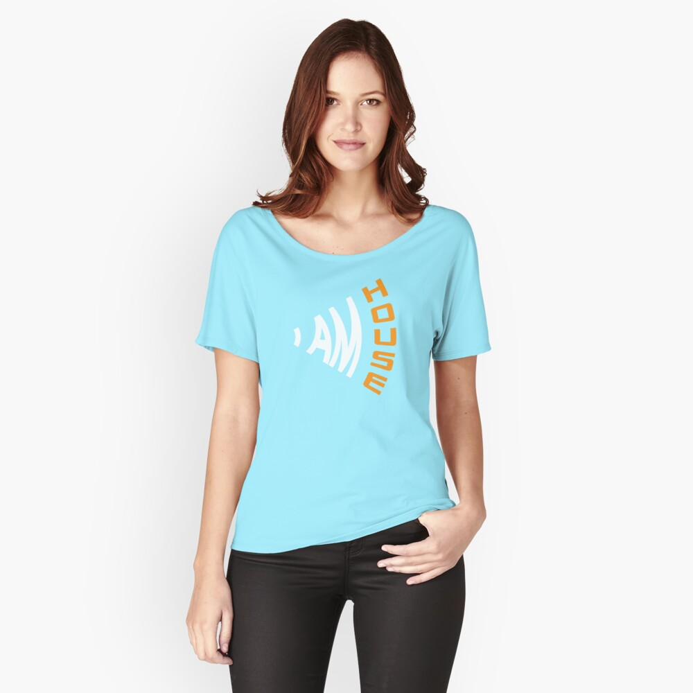 I Am House Relaxed Fit T-Shirt
