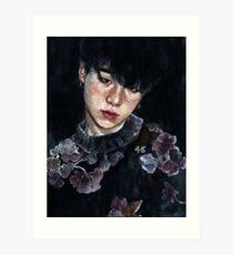 Lámina artística Yoongi