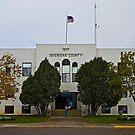 Sheridan County Montana Court House by Bryan D. Spellman