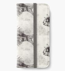 Illustrated Fish. iPhone Wallet/Case/Skin