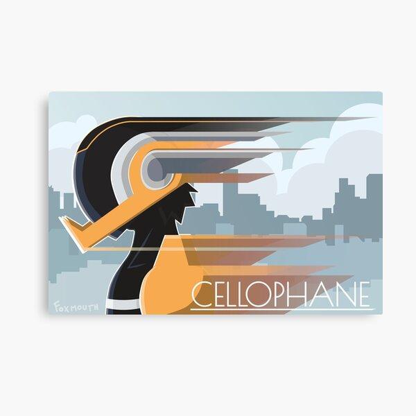 Taping Hero: Cellophane Hanta Sero Canvas Print