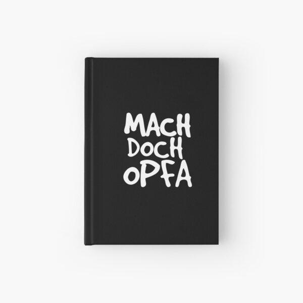german casting language gossenjargon do opfa Hardcover Journal