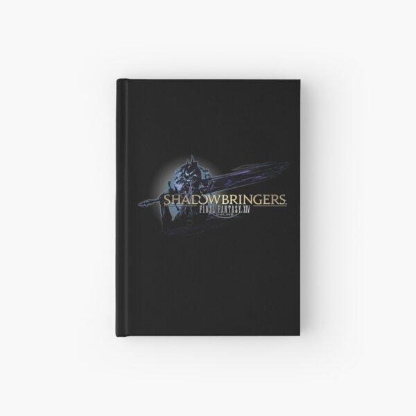 Final Fantasy XIV: Shadowbringers Logo Hardcover Journal
