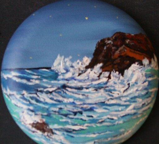 """""""Starlit Night in Monterey,CA"""" by terrilee"""