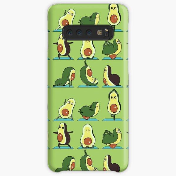Avocado Yoga Samsung Galaxy Snap Case