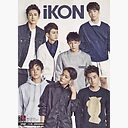 Ikon Kpop Poster Greeting Card By Makaylacar Redbubble