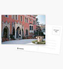 Villa of Ephrussi de Rothschild, St Jean, Cap Ferrat Postcards