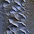Desert Sand Dunes by Moonlight by Jim Plaxco