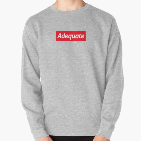 Adequate Pullover Sweatshirt