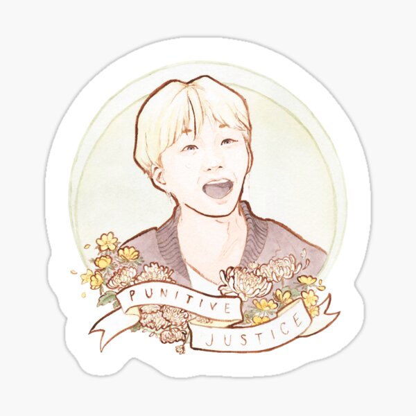 Four Yoongles of the Apocalypse | Death Sticker