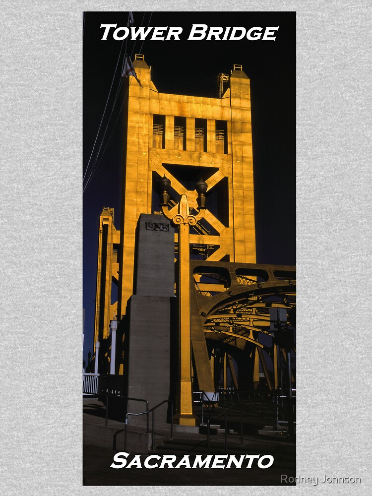 Tower Bridge, Sacramento by rodneyj46