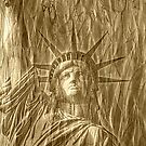 Liberty is Golden by Dyle Warren
