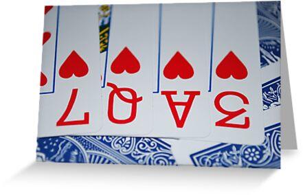 "Love by Lenora ""Slinky"" Ruybalid"