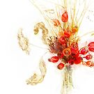 Berries and Grasses by Ann Garrett