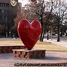 Heart in Amarillo, Texas by Susan Russell