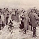 Christmas Truce, 1914 by edsimoneit