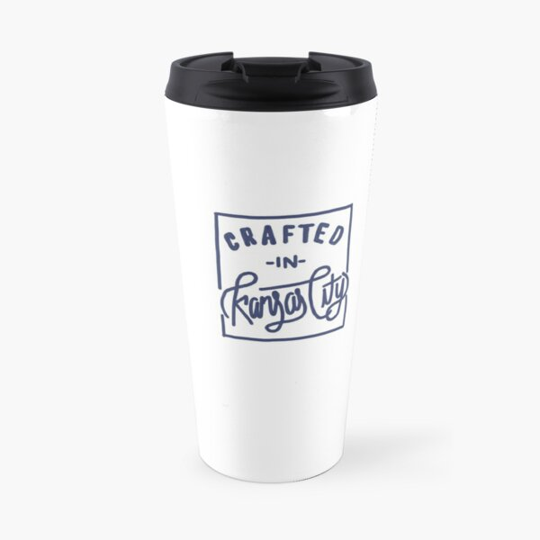 Kansas City, MO Travel Mug