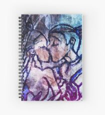 Daught of the Silver Moon Princess Yue Spiral Notebook